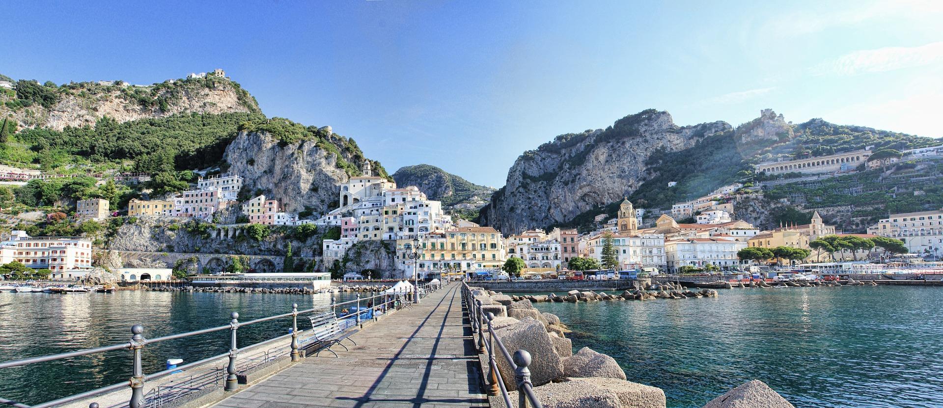 acheloo viaggi, Amalfi and the Coast